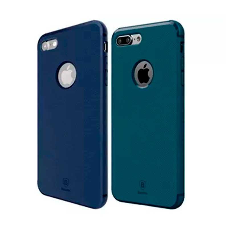 case protector iphone 8 con parante