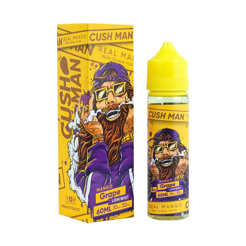 liquido para cigarro electronico cush man