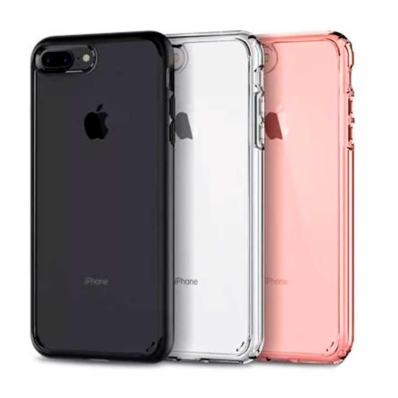 Case Protector Spigen Ultra Hybrid 2 Iphone 7 Plus y 8 Plus