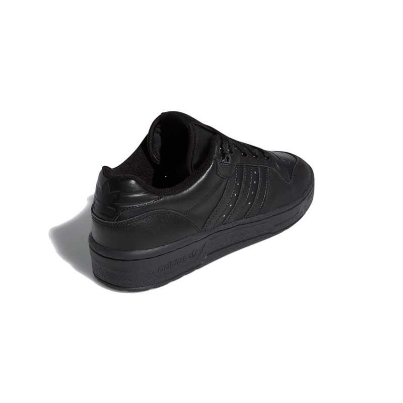 adidas rivalry low negro